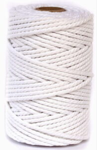 hilo macrame blanco