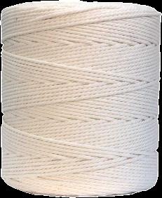 bobina macrame gran tamaño 5kg